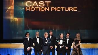 Screen Actors Guild Awards 2016 : le palmarès