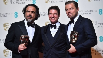 Bafta 2016 : The Revenant domine le palmarès