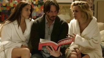 Test Blu-ray : Knock knock