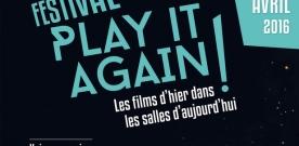 Festival Play it again 2016 : le programme