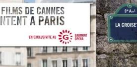 Cannes à Paris 2016 : la programmation