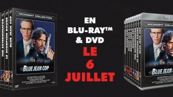 [Sorties Blu-ray / DVD] Action, Gore et Polar made in 80's chez Carlotta cet été