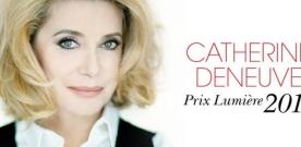 Catherine Deneuve, Prix Lumière 2016