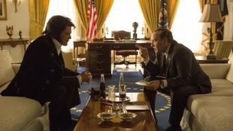 Critique : Elvis & Nixon