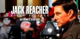 Bande-annonce Jack Reacher 2 Never go back