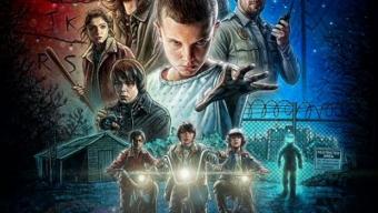 Stranger Things – saison 1 sur Netflix