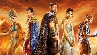 Test Blu-ray : Gods of Egypt
