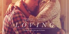 Bande-annonce et affiche de Loving