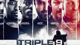 Test Blu-ray : Triple 9