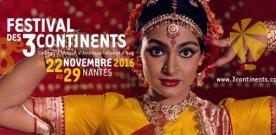 3 continents Nantes 2016 : la sélection
