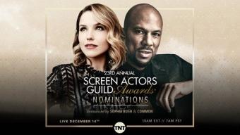 Screen Actors Guild Awards 2017 : les nominations cinéma