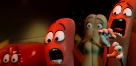 Test Blu-ray : Sausage Party – La vie privée des aliments