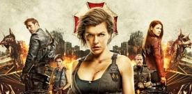 Test Blu-ray : Resident evil – Chapitre final