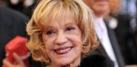 Décès de l'actrice Jeanne Moreau