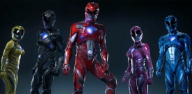 Test Blu-ray : Power rangers