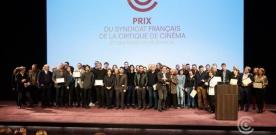 Les Prix du Syndicat Français de la Critique de Cinéma 2018