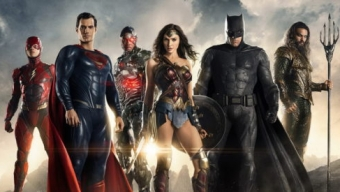 Test Blu-ray : Justice League