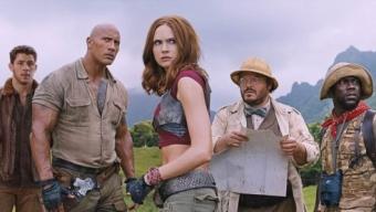 Test Blu-ray : Jumanji – Bienvenue dans la jungle