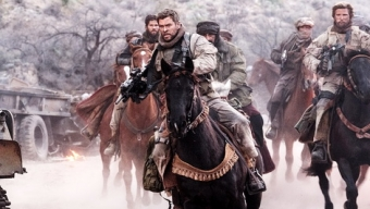 Test Blu-ray : Horse soldiers