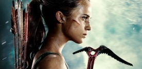 Test DVD : Tomb raider