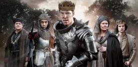 Test DVD : The hollow crown – Saison 2 : La guerre des Deux-Roses