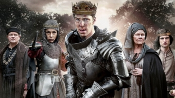 Test DVD : The hollow crown – Saison 2 : La guerre des Deux-Roses