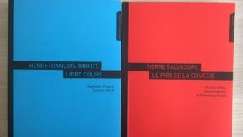 Deux nouveaux livres de PS Society : Salvadori et Imbert à l'honneur