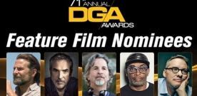 Directors Guild Awards 2019 : les nominations