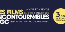 Les Incontournables UGC 2019 : 22 films à 3€50 la place