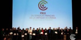 Les Prix du Syndicat Français de la Critique de Cinéma 2019