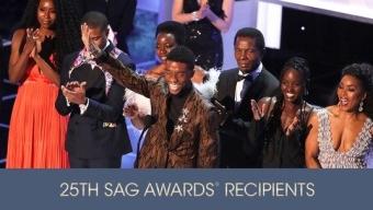Screen Actors Guild Awards 2019 : le palmarès