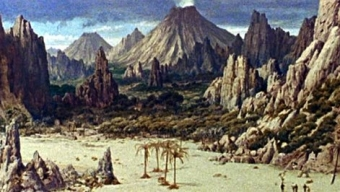 Test Blu-ray : L'île mystérieuse