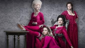 Test Blu-ray : Harlots – Saison 1