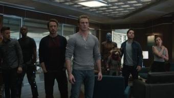 Critique : Avengers Endgame
