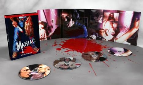 Test Blu-ray : Maniac