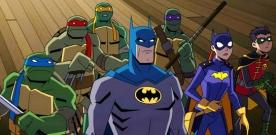 Test Blu-ray : Batman et les tortues ninja