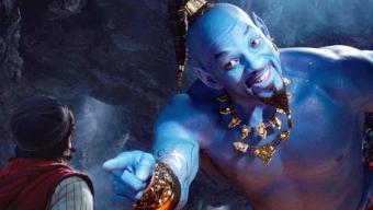 Test Blu-ray : Aladdin