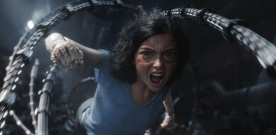 Test Blu-ray 4K Ultra HD : Alita – Battle angel