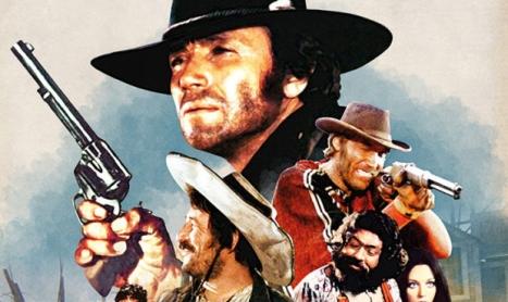 Test Blu-ray : Viva Django