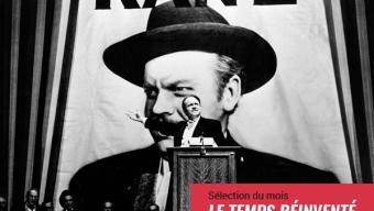 Cycle «Le Temps réinventé» sur LaCinetek en octobre 2019