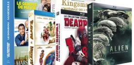 Demain c'est Noël : Sélection de coffrets Blu-ray / DVD pour les fêtes