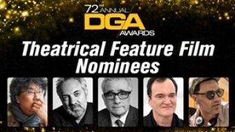 Directors Guild Awards 2020 : les nominations