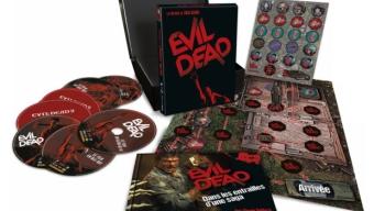 Test Blu-ray : Evil Dead – L'intégrale