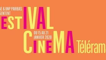 Festival Cinéma Télérama 2020 : 20 films à 3€50 la place avec le pass