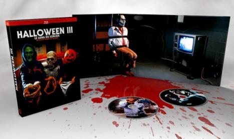 Test Blu-ray : Halloween III – Le sang du sorcier
